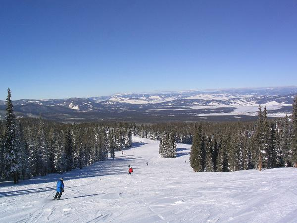 Winter Park Resort in Winter Park, Colorado