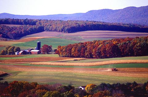 Pennsylvania countryside
