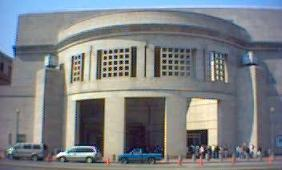 United States Holocaust Memorial Museum in Washington D.C.