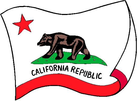 California Flag - pictures and information about the flag of California