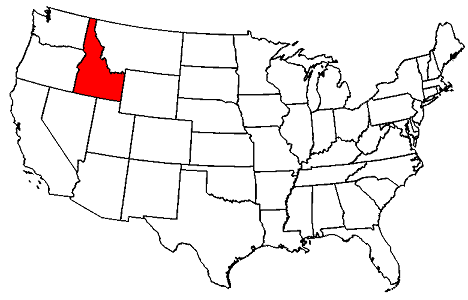 Idaho location