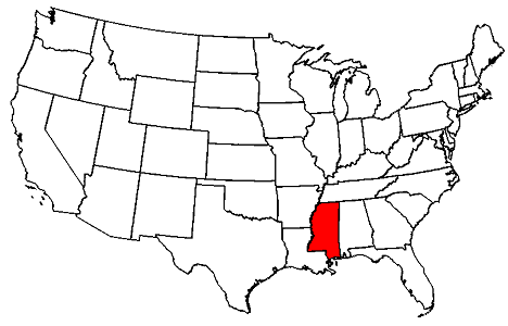 Mississippi location