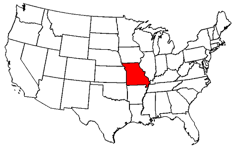 Missouri location
