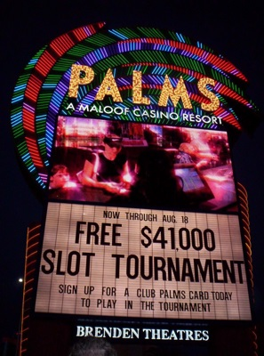 Palms Casino Resort in Las Vegas, Nevada