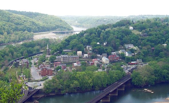 Harper's Ferry, West Virginia