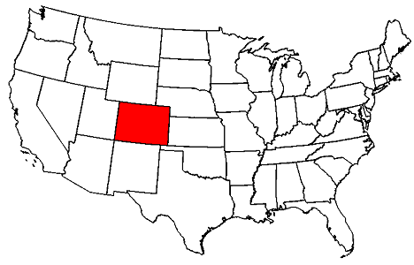 Colorado location