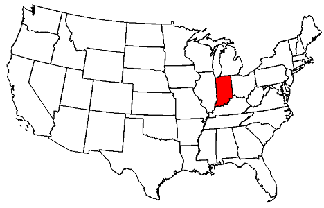 Indiana location