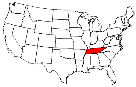 Tennessee location