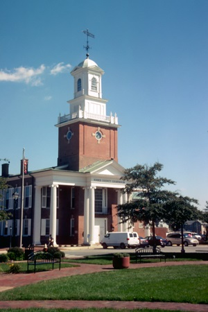 Sussex County Courthouse, Georgetown, Delaware